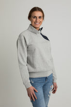 Pippa Funnel neck plain sweatshirt
