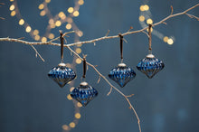 Bouka Baubles Indigo Set of 4