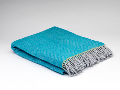 Belle Pure Wool Throw