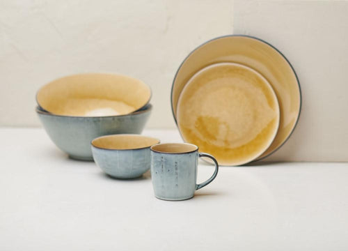 Bao Mustard Ceramic Tablewear