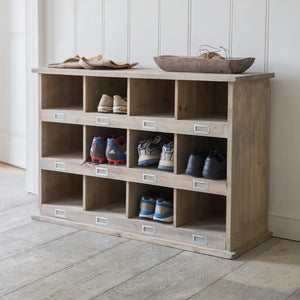 Chedworth Shoe Locker Tall