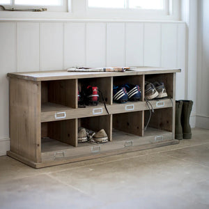 Chedworth Shoe Locker Wide