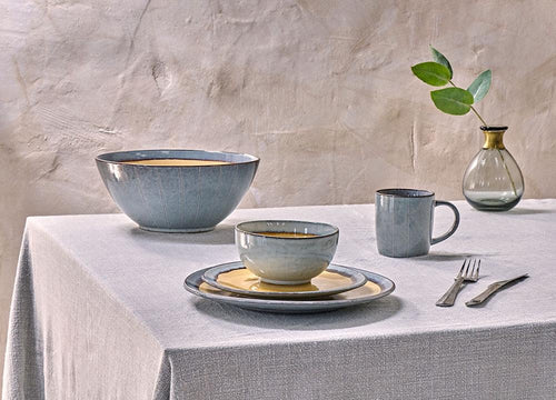 Dakara Mustard Ceramic Tablewear