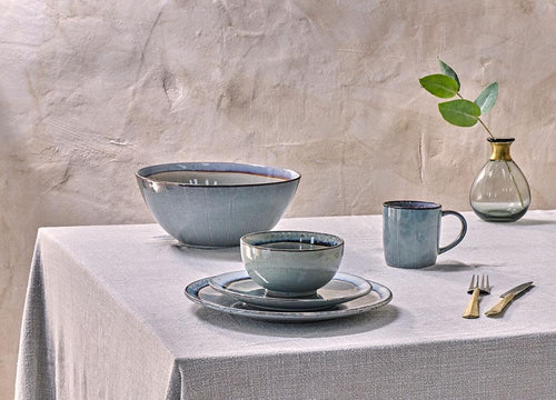 Dakara Grey Ceramic Tablewear