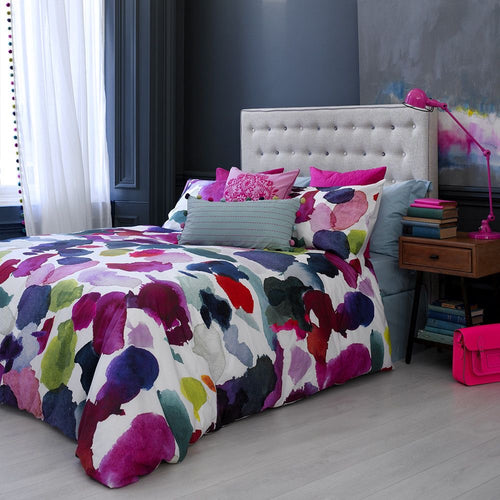 Abstract Duvet Cover by Bluebellgray
