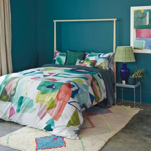 St Ives Bed linen by Bluebellgray