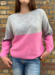 Combo Knit Jumpers
