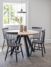 Round Dining Table Carbon