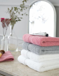 Christy Supreme Towels White