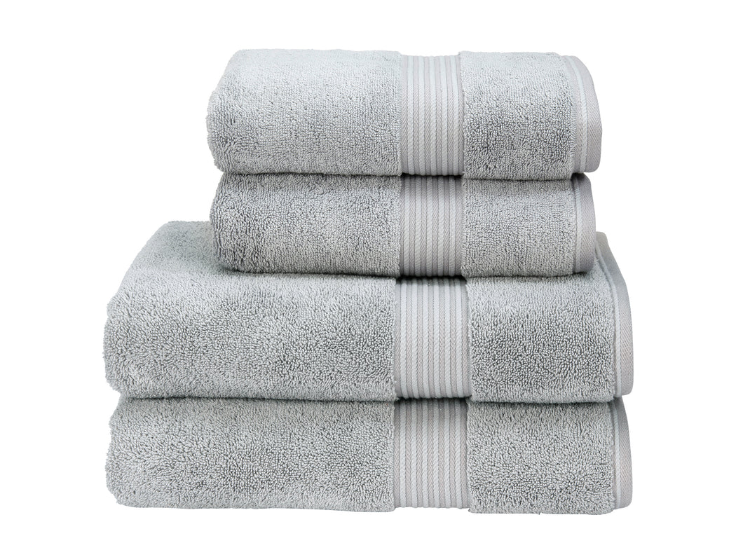 Christy Supreme Towel Silver