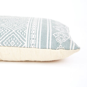 Weaver Green Kalkan Cushion Dove Grey