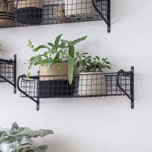 Wire Basket Shelf Medium