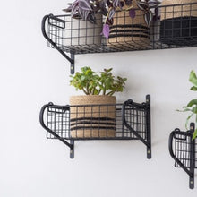 Wire Basket Shelf Small