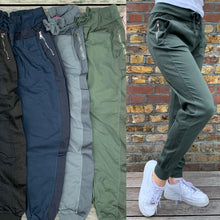 Active Leisure wear Trousers Plain