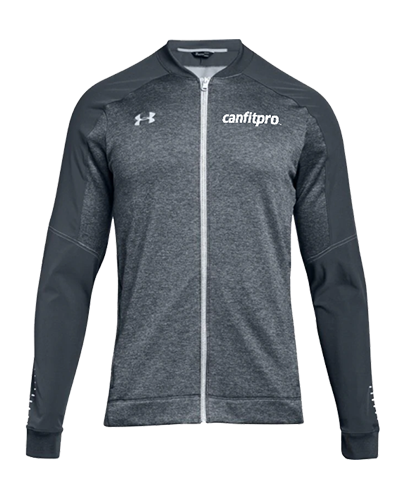 Men's Qualifier Hybrid Warm-Up Jacket