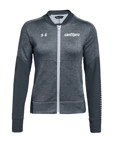Women's Qualifier Hybrid Warm-Up Jacket