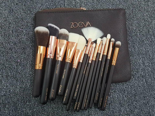 ZOEVA - ROSE GOLDEN BRUSHES SETS