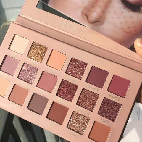 Huda Beauty New Nude Eyeshadow Palette