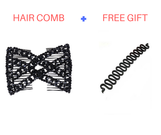 MAGIC HAIR COMB - Buy 1 Get 1 Free Gift