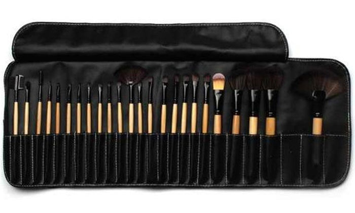 24 Brushes Set with Bag