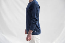S11 Heavy Hemp Tee - Blue