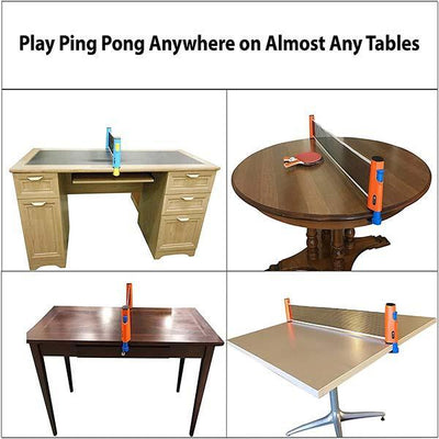 Copy of PortaPong™️ - Portable Ping Pong Net