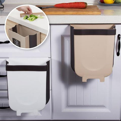 Copy of Copy of PortaTrash™️ - Wall-Mounted Trash Can