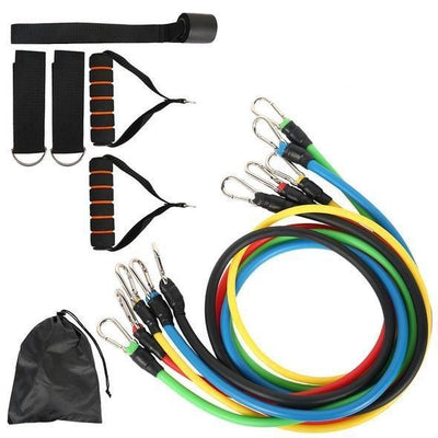 Copy of Copy of FlexBands™️ - 11Pc Resistance Bands Set