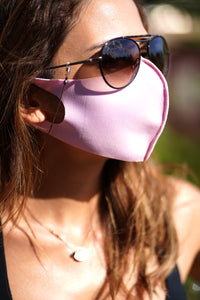 Dust Cotton Mask - Pink