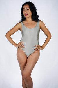Basic Shimmer Bodysuit