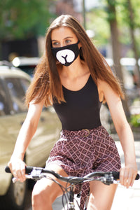 Cute Cartoon Anti Dust Face Mouth Mask Muffle - Smilie