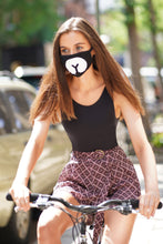Load image into Gallery viewer, Cute Cartoon Anti Dust Face Mouth Mask Muffle - Teethie