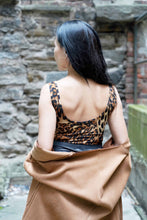 Load image into Gallery viewer, Sleeveless Leopard print bodysuit