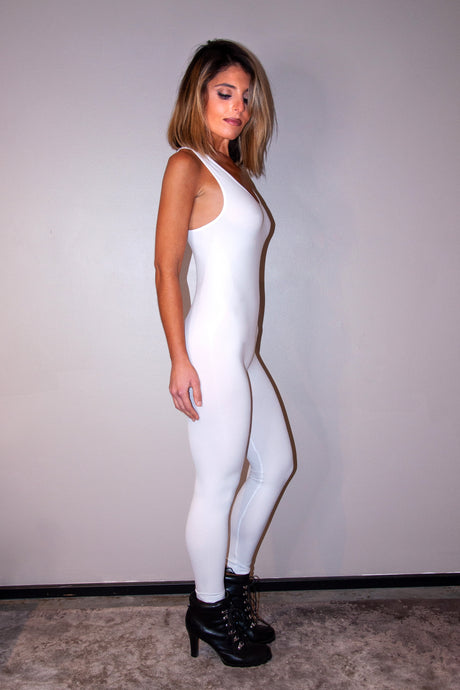 Basic Super Sculpt Unitard Bodysuit