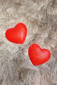 Silicone Heart-shaped Decorated Nipple Covers