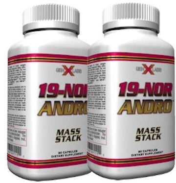 GenXLabs 19-Nor Andro 90 Capsules Double Pack CLEARANCE SALE