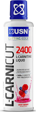 USN L-Carnicut Liquid 2400 31 servings