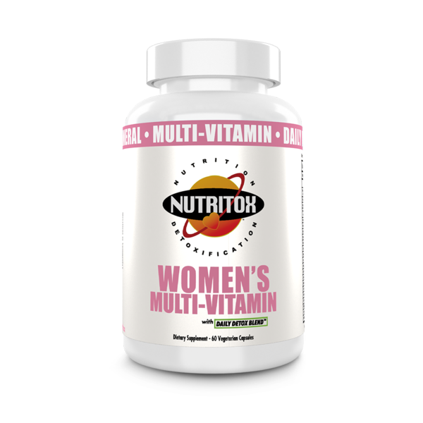 Nutritox Women's Multi-Vitamin