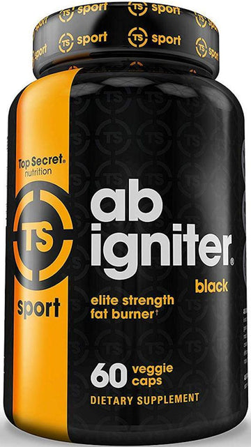 Top Secret Nutrition Ab Igniter Black 60 Vcaps