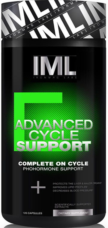 IronMag Labs Advanced Cycle Support 120 ct CLEARANCE SALE
