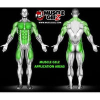 Muscle Gelz Cream Muscle Gelz Andro-Hard 8oz