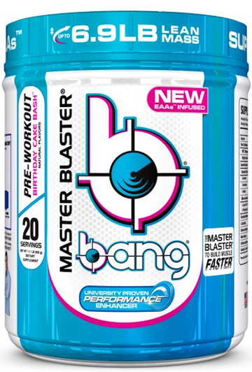 VPX Bang Master Blaster 20 servings
