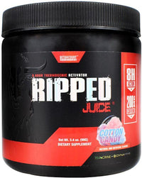 Betancourt Nutrition Carnitine Cotton Candy Betancourt Nutrition Ripped Juice Powder 30 servings
