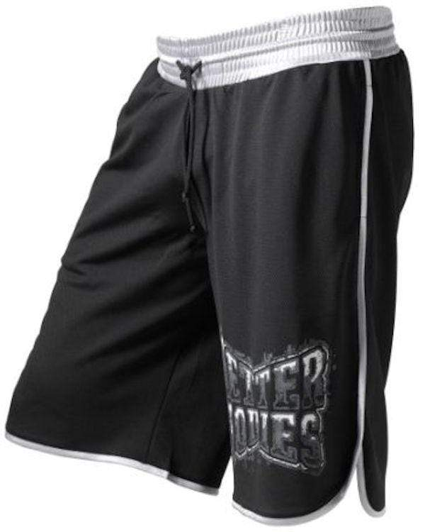 Better Bodies Men Clothing Better Bodies Men's Mesh Gym Shorts