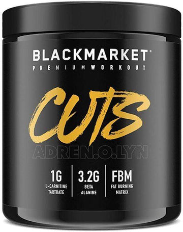 BlackMarket Labs Cuts 30 servings