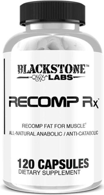 Blackstone Labs Recomp Rx 120 caps