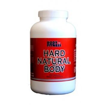 Body & Fitness Hard and Natural Body 250 caps BLOWOUT