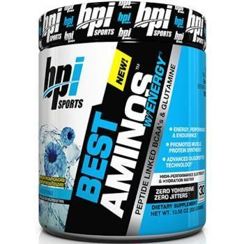 BPI Sports Best Aminos w/Energy 30 servings CLEARANCE