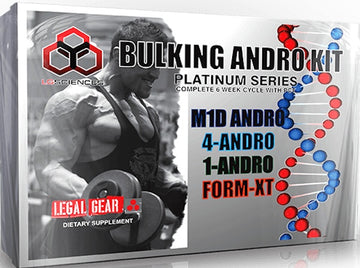 LG Sciences Bulking Kit 6 weeks CLEARANCE SALE