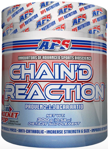 APS Nutrition Chain'd Reaction 25 servings BLOWOUT